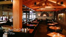 Dining room of Brack Oak Grill